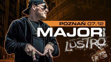 Photo of MAJOR SPZ w Poznaniu | Koncert premierowy