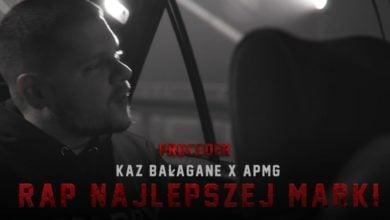 Photo of Kaz Bałagane/APmg – Rap Najlepszej Marki