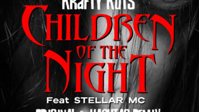 Photo of IVIBES010: Krafty Kuts Ft Stellar MC – Children Of The Night – Instrumental – Instant Vibes OUT NOW