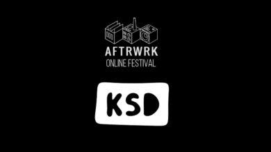 Photo of KSD   Live @ Aftrwrk Online Festival