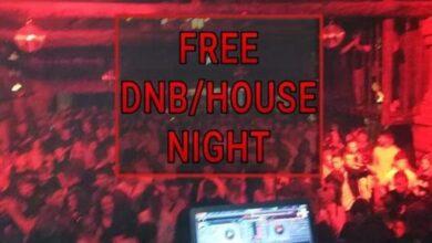 Photo of Free d'n'b / House night