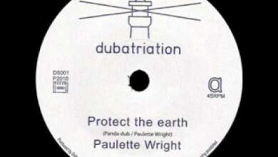 Photo of Paulette Wright – Protect The Earth Extended (DUBATRIATION).wmv