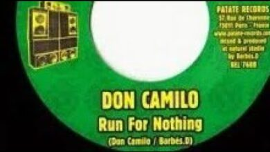 Photo of Don Camilo feat Barbes D – Run For Nothing + Version (YouDub Sélection)