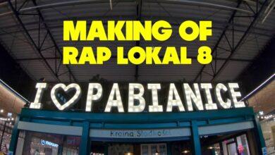Photo of Na planie klipu: RAP LOKAL Pabianice 8