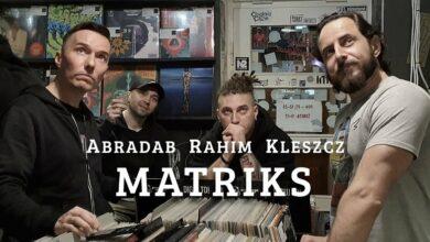 Photo of Abradab Rahim Kleszcz – Matriks   prod. ViktorV   ARKanoid
