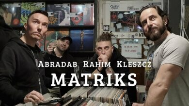 Photo of Abradab Rahim Kleszcz – Matriks | prod. ViktorV | ARKanoid