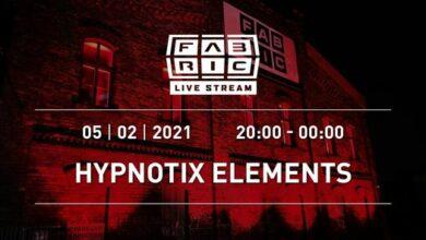 Photo of Hypnotix Elements @Fabric Live Stream