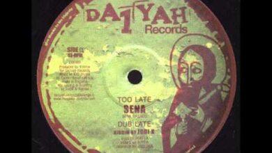 Photo of Sena – Too Late + Dub Late