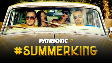 Photo of PATRIOTIC '21 #SUMMERKING