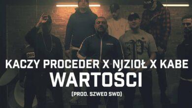 Photo of Kaczy Proceder ft. Nizioł, Kabe – Wartości (prod. Szwed SWD)