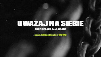 Photo of CIEMNA STREFA (Arczi Szajka) ft. Ogano – Uważaj na siebie // prod. MilionBeats x Wowo