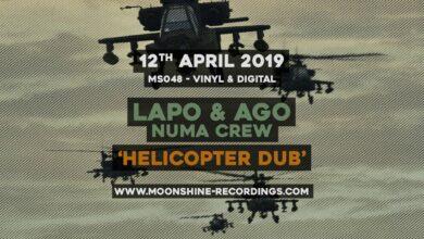 Photo of Lapo & Ago (Numa Crew) – Helicopter Dub