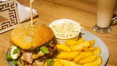 Photo of Poznaliście już naszego burgera LABIRYNT…