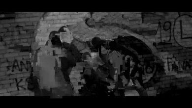 Photo of CIEMNA STREFA Graffiti Bombing #1
