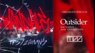Photo of TPS / Ziomuś feat. Sarius – Outsider prod. Vintageman OFFICIAL AUDIO