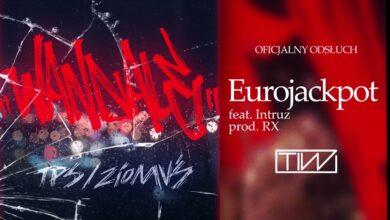 Photo of TPS / Ziomuś feat. Intruz – Eurojackpot prod. RX OFFICIAL AUDIO
