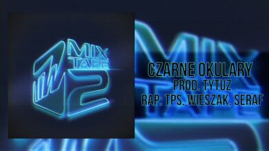 Photo of TiW Mixtape 2 – Czarne okulary prod. Tytuz (TPS, Wieszak, Seraf)