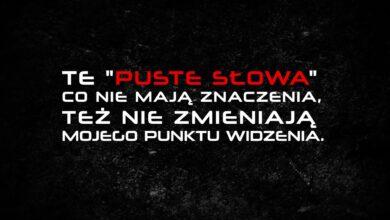 Photo of Galik – Puste słowa feat. Dack,  Pajczi, Seraf prod. Noise