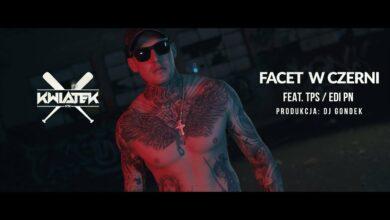 Photo of Kwiatek feat. TPS, Edi PN – Facet w czerni prod. DJ Gondek