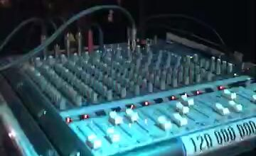 Photo of Jabbadub soundcheck vibes!