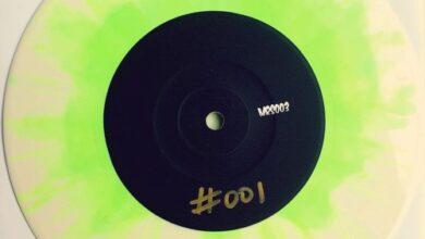 Photo of DJ Maars: Ltd Edition White/ Green Splatter 7″ Vinyl (MRS003) *OUT NOW!!* [CLIP]