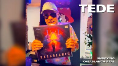 Photo of TEDE & SIR MICH – KASABLANCA REAL / OFFICIAL UNBOXING