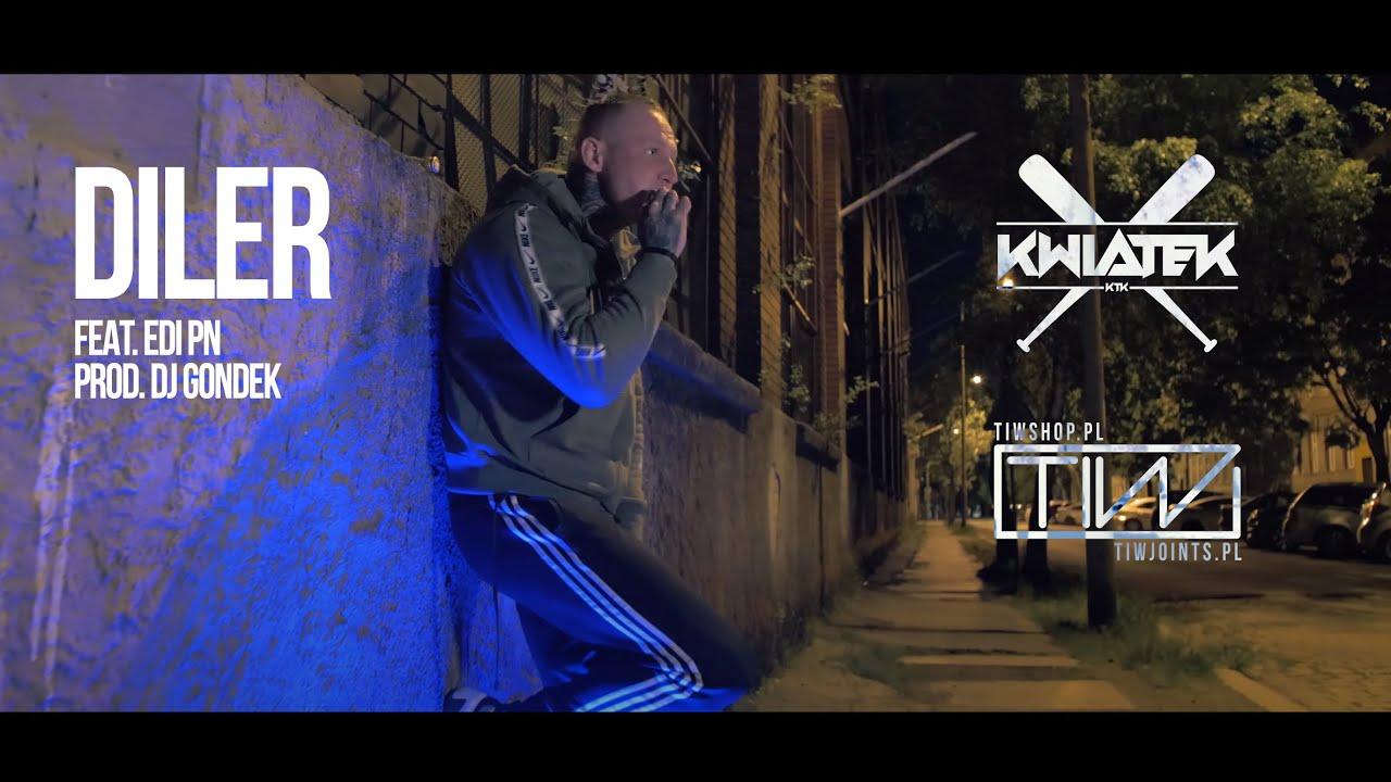 Photo of Kwiatek feat. Edi PN – Diler prod. Dj Gondek