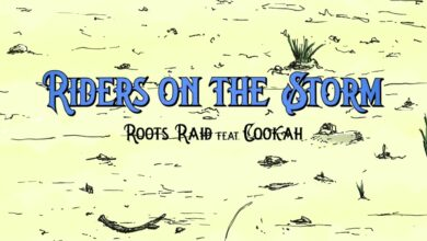 Photo of Roots Raid ft Cookah – Riders on the Storm (The Doors cover)
