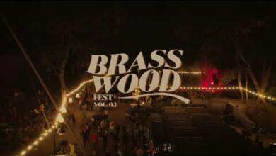 Photo of Brasswood Dj Noz set with live brass & wood instruments.