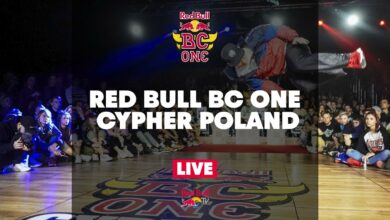 Photo of Red Bull BC One Cypher Poland 2021 | LIVE