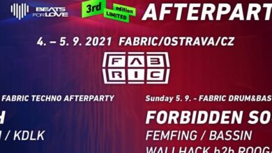Photo of B4L: 3rd Ltd Edt Afterparty @Fabric Ostrava