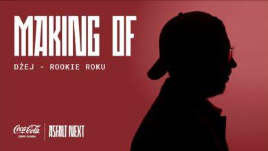 "Photo of Making of DŻEJ ""Rookie Roku"" (Coca-Cola Zero Cukru Asfalt NEXT)"