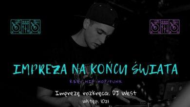 Photo of IMPREZA NA KOŃCU ŚWIATA • R&B/ HIP-HOP/ FUNK/