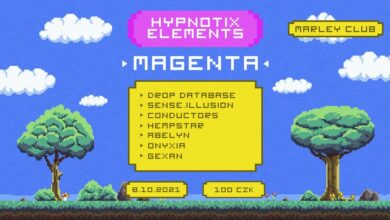 Photo of Hypnotix Elements w/ MAGENTA