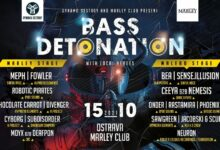 Photo of Bass Detonation 2K21 with Local heroes