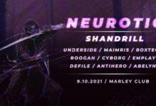 Photo of Neurotic w/ Shandrill