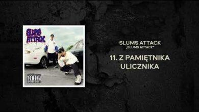 Photo of Slums Attack – Z pamiętnika ulicznika (prod. Slums Attack, W. Hoffmann)