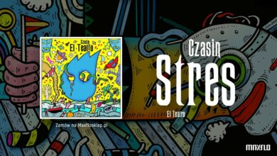 Photo of Czasin ft. Chris Vane, Arsen – Stres   EL TEATRO