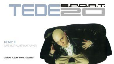 Photo of TEDE – PLNY II (wersja alternatywna) / S.P.O.R.T. 2001 – 2021