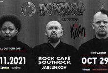 Photo of DOPE D.O.D (NL) – Fall Out Tour 2021 + KOЯN SK / Rock Café Southock Jablunkov
