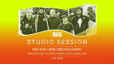 Photo of Studio Session w./ Pain, Brejchus, Rook, Batrs & Magenta @ Fabric Ostrava + Drum and Bass afterparty